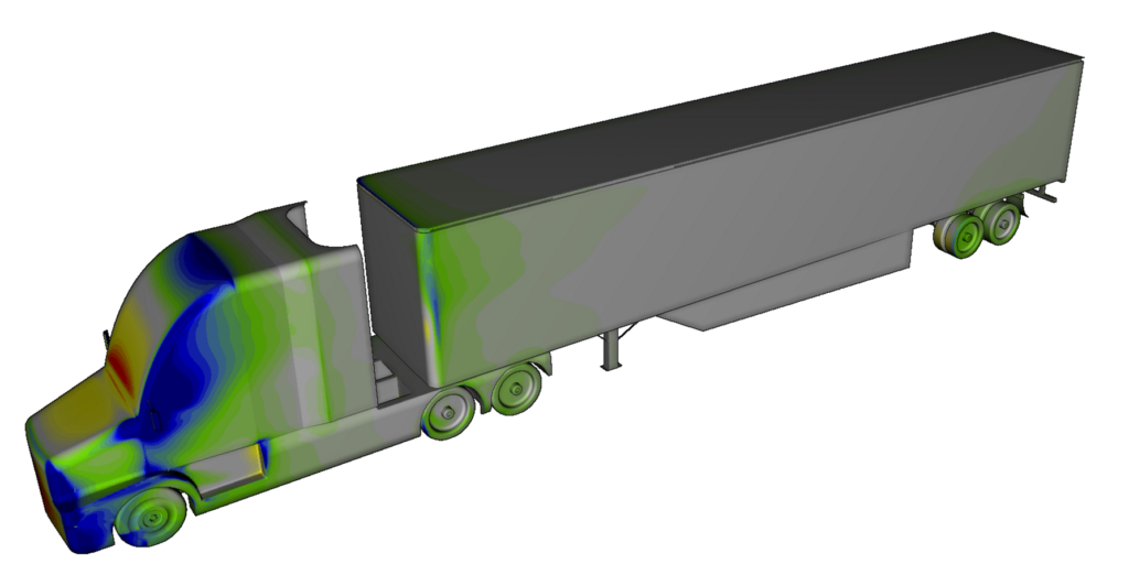 TotalSim Truck+CFD+Airflow