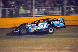 Matthew Furman #51 Dirt Late Model