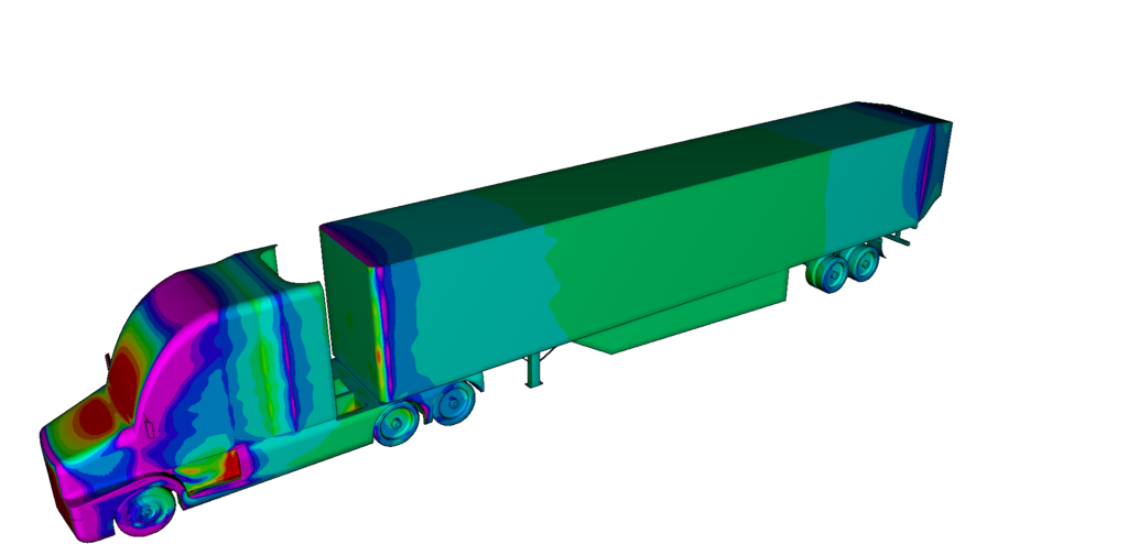 TS Truck - Web-based App for Simulation - TotalSim
